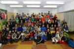 Новый год в Абзаково - 2015