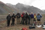 Восхождение на Аконкагуа 2013г