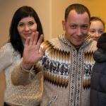Зимний Грушинский фестиваль 2016г.