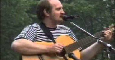 Александр Суханов 3 июля 1998 г — Грушинский фестиваль. 3 эстрада