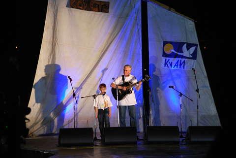 Лауреат детского конкурса Константин Козырев (Ульяновск)