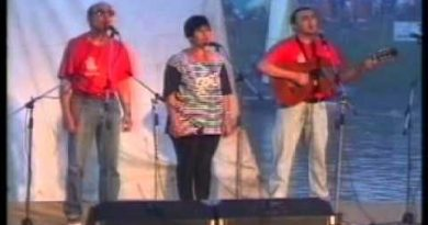 Концерт на Горе XXVI Грушинского фестиваля — 1999 г.