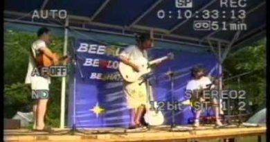 Концерт на 3 эстраде XXVII Грушинского фестиваля 2000 г.