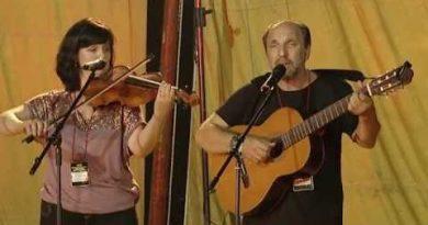 Концерт на горе 40 Грушинского фестиваля