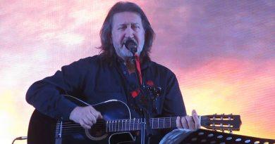 «Домой» Олег Митяев. Грушинский фестиваль 2016. Главная сцена