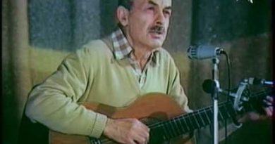 Булат Окуджава поёт свои песни