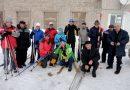 15-17 февраля 2019г. Бузулукский бор. Соревнования Самарской области дистанции -лыжные по спортивному туризму