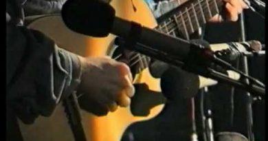 Гитары Грушинской душа